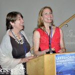 Susan Nagy & Michelle Nolden - 2013 Lakeshorts International Short Film Festival