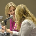 Cathy Weseluck & Andrea Libman - Fan Expo 2013