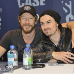 Kris Holden-Ried & Paul Amos - Fan Expo 2013