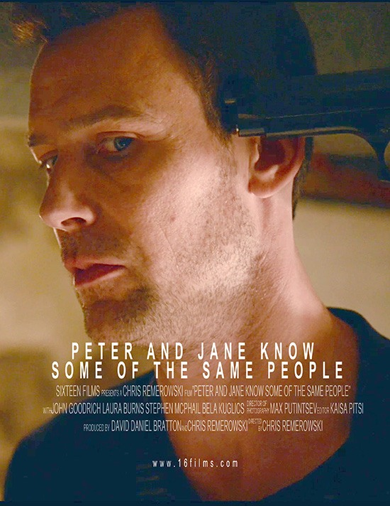 Peter and Jane Know Some of the Same People - 2014 Canadian Film Fest