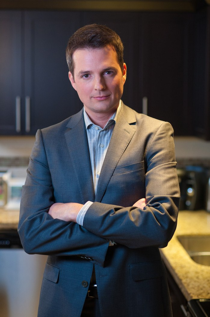 Todd Talbot, Narrator of Who Lives Here?