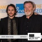 Taylor Kitsch & Brendan Gleeson - The Grand Seduction Toronto Premiere