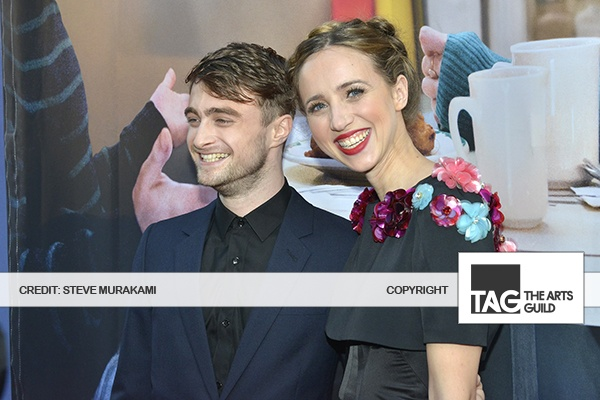 Daniel Radcliffe & Zoe Kazan - 'The F Word' Red Carpet Premiere