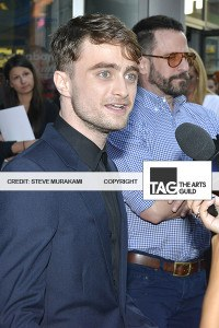 Daniel Radcliffe - 'The F Word' Red Carpet Premiere