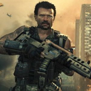 Michael Rooker provides the voice for Mike Harper, a character in Call of Duty: Black Ops II