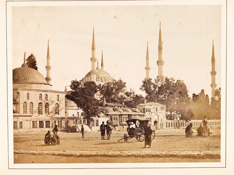 Aga Khan Museum -- A City Transformed: Images of Istanbul Then and Now