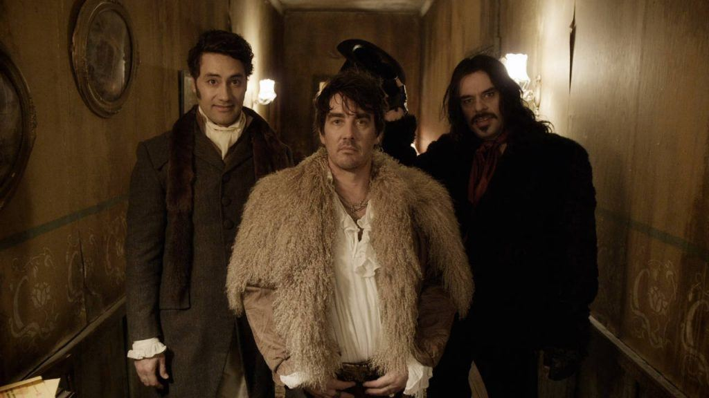 Still from What We Do In The Shadows (2015) - Mockumentary